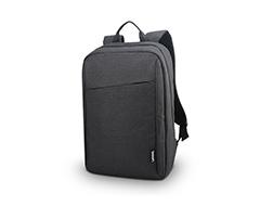 【易捷办公】联想15.6英寸笔记本休闲双肩包B210-黑色